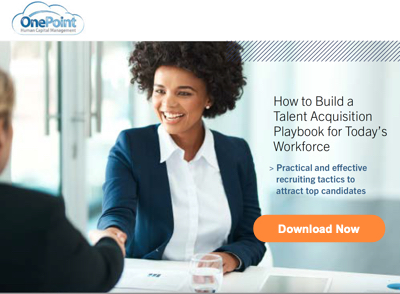 Building a Talent Acquisition Strategy Playbook Thumbnail