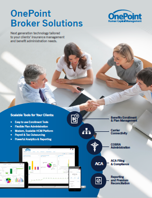 OnePoint Insurance Broker and Benefits Solutions Onverview_Thumbnail