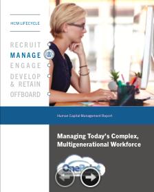 Thumbnail Managing a Multi Gen Workforce